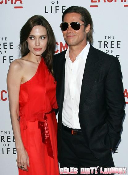 Brad Pitt 'Completes' Angelina Jolie