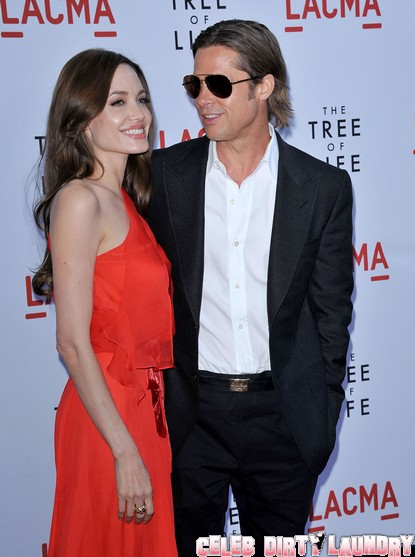 Brad Pitt Admits He and Angelina Jolie Are Thinking Of Getting Married