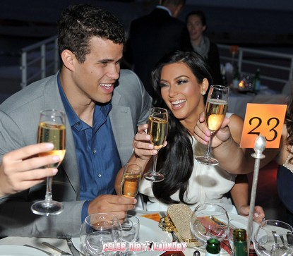 Now We Know Kim Kardashian And Kris Humphries Are Serious - It's Prenup Time!