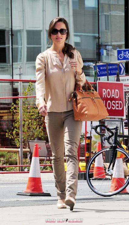 Pippa Middleton Sets Royal Footwear Fashion Trend