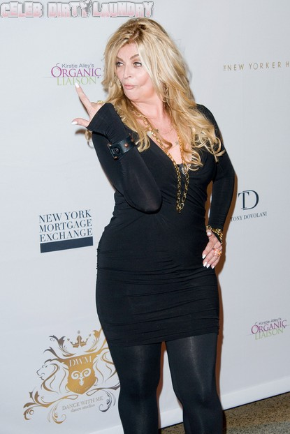 Kirstie Alley Wants To Be The Next 'Bachelorette'