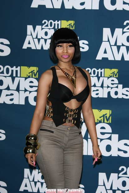 Nicki Minaj NOT Heading To Europe With Britney Spears