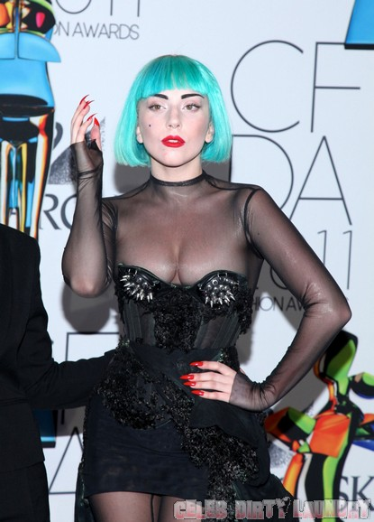 Lady Gaga Tells Teenage Fans To Abstain From Sex