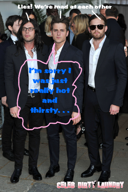 Kings of Leon Cancel Entire U.S. Tour -- The Real Reason Why