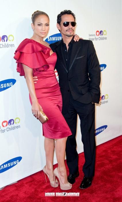 Jennifer Lopez and Marc Anthony Have Split