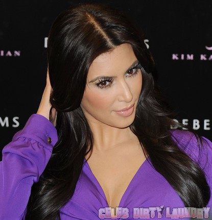 Kim Kardashian Commissions Fake Engagement Ring
