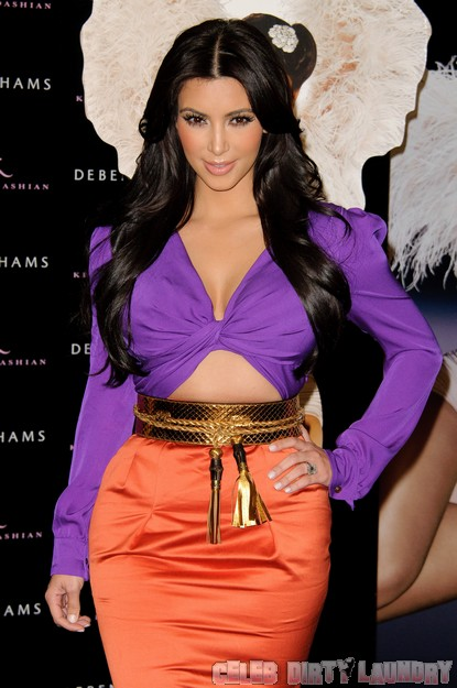 Kim Kardashian Wants To Get Pregnant By The End Of The Year