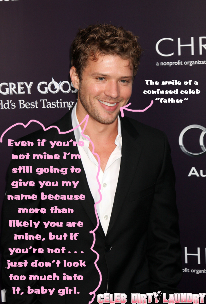 Ryan Phillippe Allows His Last Name To Be Used In Naming Of Ex's Child?