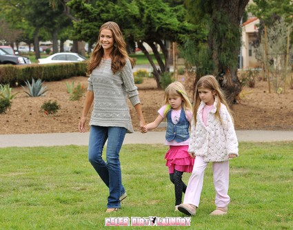 Charlie Sheen's Ex-Wife Denise Richards Adopts A Baby Girl!