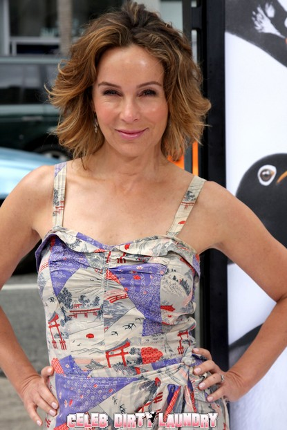 Jennifer Grey Is Excited For The 'Dirty Dancing' Remake!