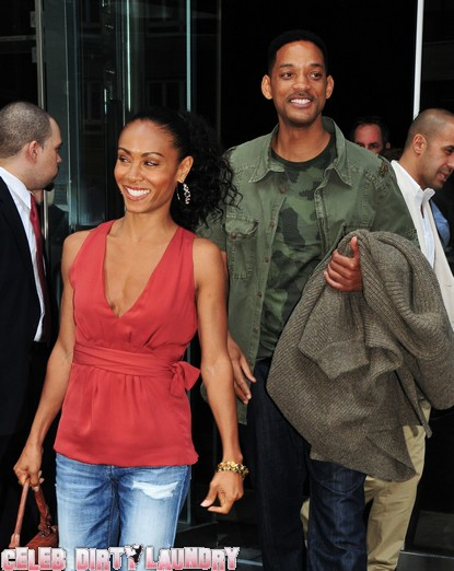 Will Smith & Jada Pinkett Smith Not Divorcing!