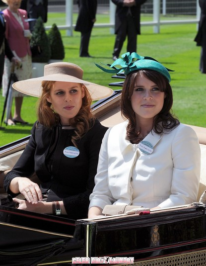 Royal Princesses Eugenie & Beatrice Promised Cameo Role on 'Glee'