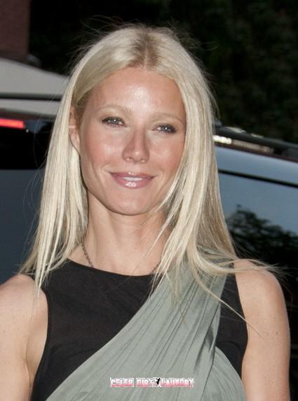 Gwyneth Paltrow Plans To Raise Her Children As Jews