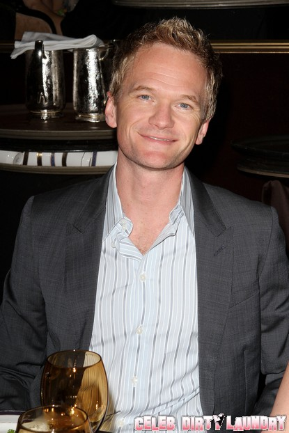 Neil Patrick Harris & David Burtka Are Not Planning Their Wedding