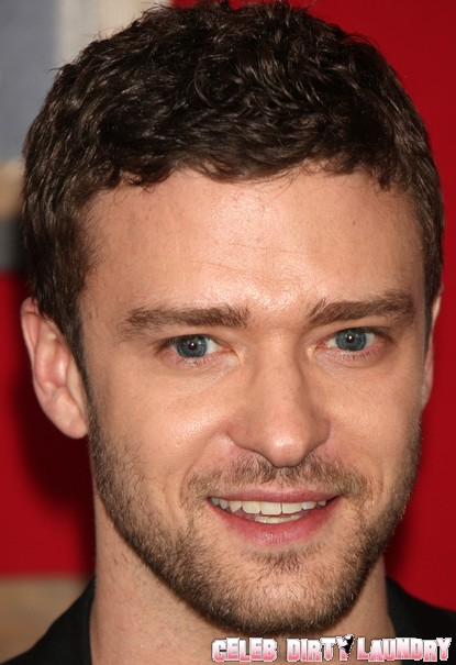 Justin Timberlake's Mom Caught Him Having Sex