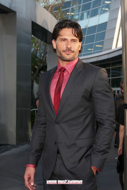 Joe Manganiello Says Being Naked Is Part Of The Job!