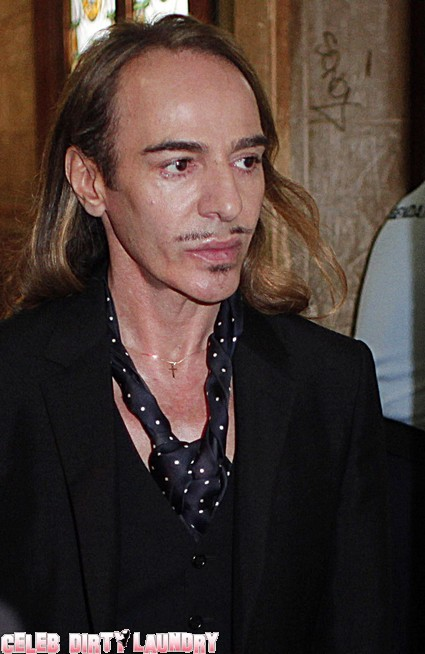 John Galliano Convicted In France Of Racist Crimes
