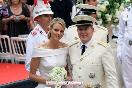 Charlene Wittstock Fails To Escape Marriage To Prince Albert