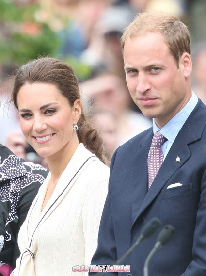 Prince William And Kate Middleton Create Baby Buzz In Canada's Far North