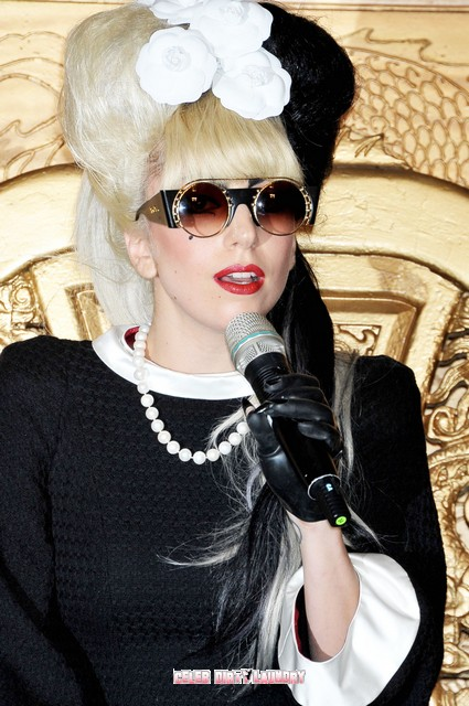Lady Gaga Plans To Adopt an Asian Child