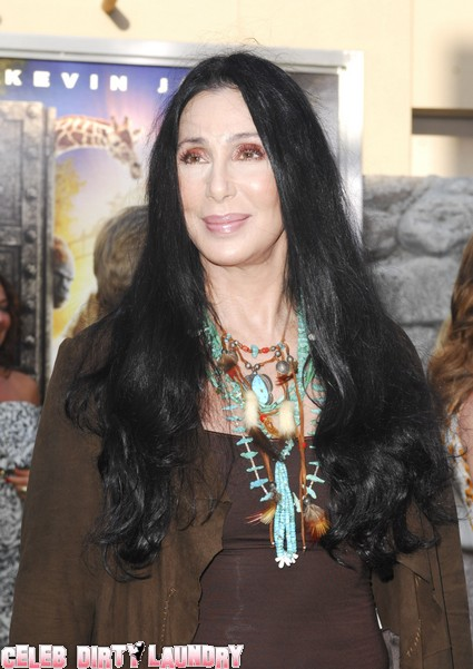 Cher Goes On The Offensive Over Chaz's DWTS Participation