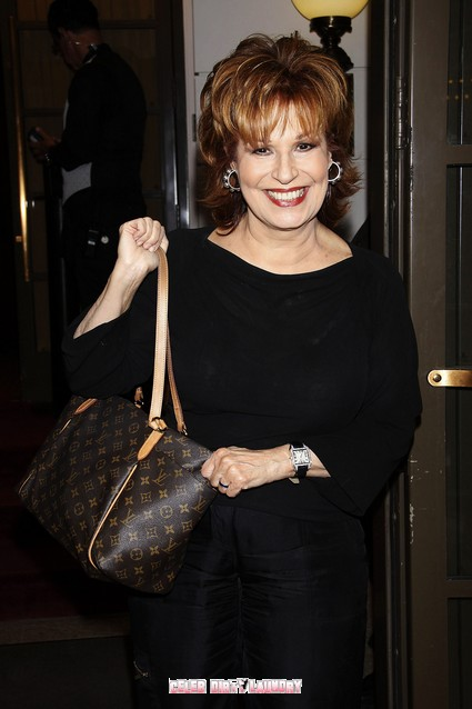 How to Avoid a 'Nip Slip' with Joy Behar