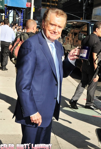 Regis Philbin Hopes To Return In Reality Series
