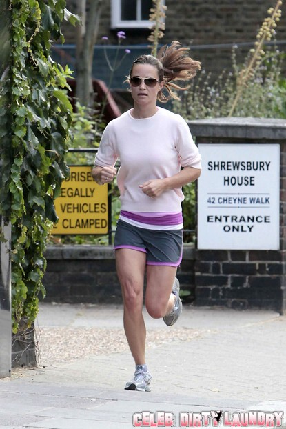 Pippa Middleton Has A Not So Secret Admirer!