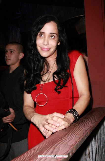 Nadya Suleman Became 'Octomom' Under The Influence Of Drugs