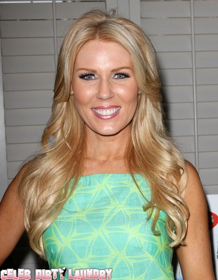Warrant Issued For The Arrest Of The Real Housewives of Orange County's Gretchen Rossi