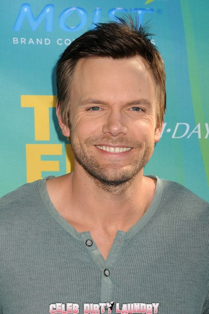 Joel McHale Can't Mention Kim Kardashian's Sex Tape On The Soup