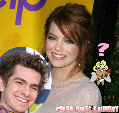 Emma Stone And Andrew Garfield Spotted Together -- Couple or Not Couple?