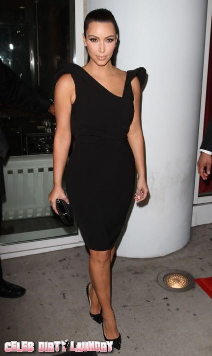 Kim Kardashian Said NO To Mother Kris Jenner's Wedding Invite List
