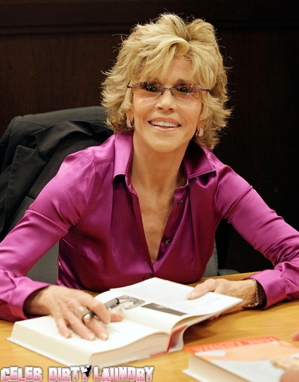 Jane Fonda Uses Steroids To Boost Her Sex Life