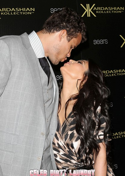 Kim Kardashian & Kris Humphries Honeymooning In Europe