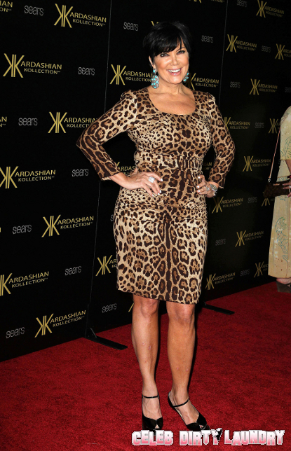 Kris Jenner A Potential New Co-Host For 'The Talk'