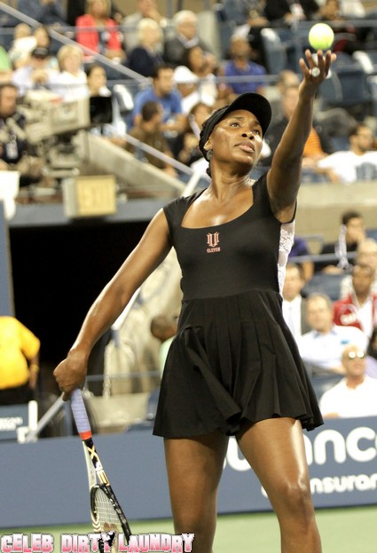 Tired And Haggard Looking Venus Williams Withdraws From US Open