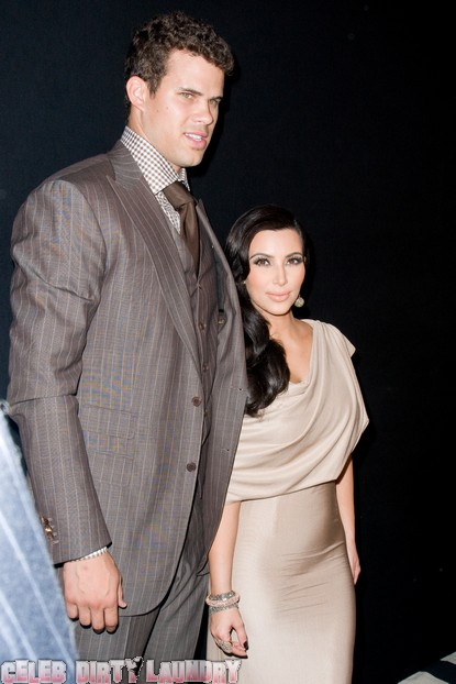 Kim Kardashian & Kris Humphries Getting A Divorce?