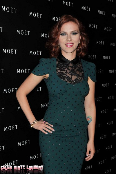 Scarlett Johansson Spills On Nude Photos Taken For Ryan Reynolds