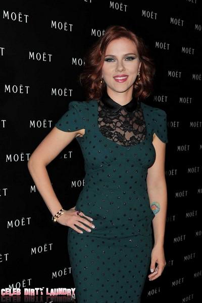 Scarlett Johansson Spills On Nude Photos Taken For Ryan Reynolds
