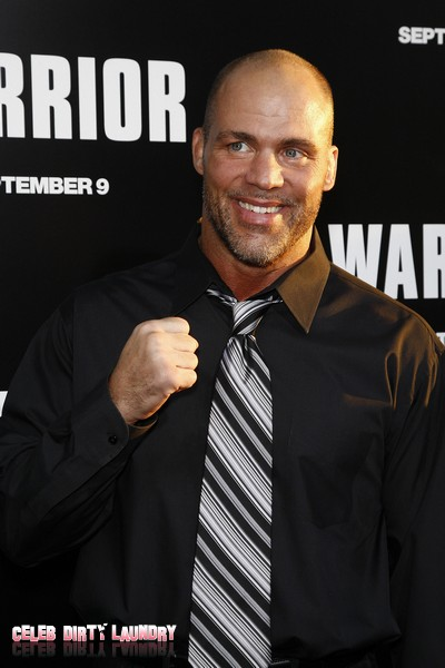 Kurt Angle To Compete In 2012 Olympics
