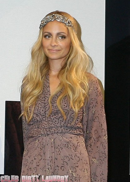 Nicole Richie Denies Jessica Simpson 'Fashion Star' Feud