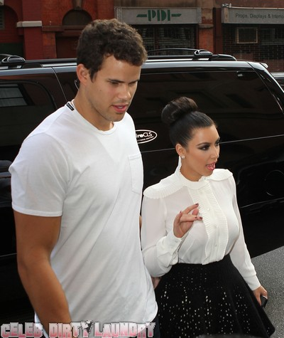 Kris Humphries Wants Kim Kardashian To Push Out Some Babies