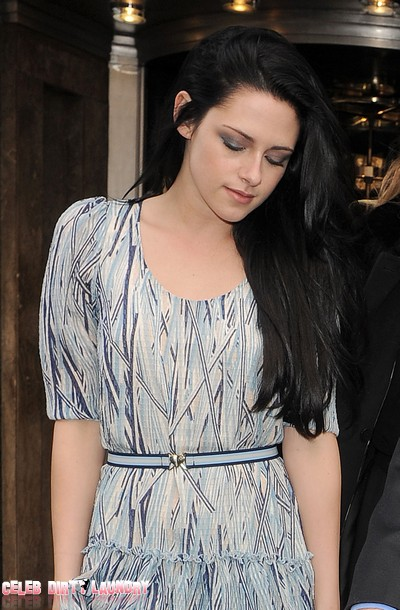 Kristen Stewart Struggles With Intimacy
