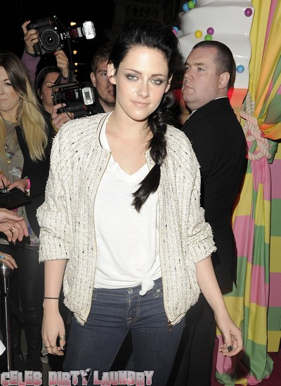 Kristen Stewart Has An Easy Life As An Actress