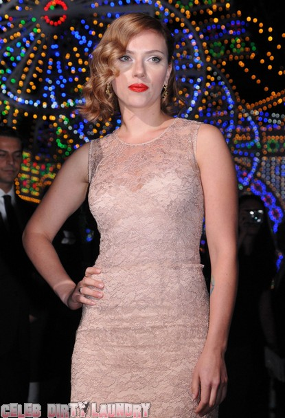 Scarlett Johansson Opens Up About Nude Photo Scandal