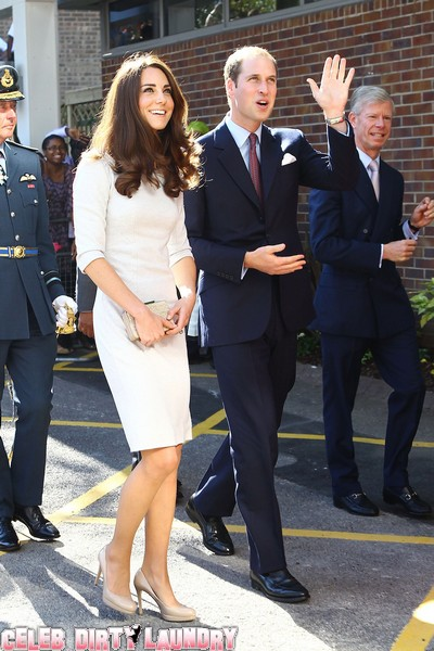 Kate Middleton Gains Weight As She Gets Ready To Be Pregnant