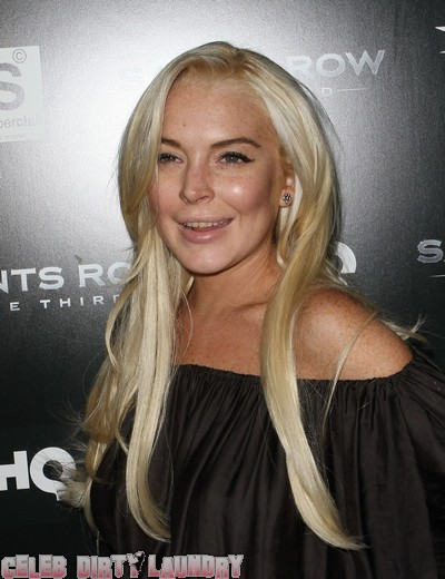 Lindsay Lohan Serious About Completing Probation