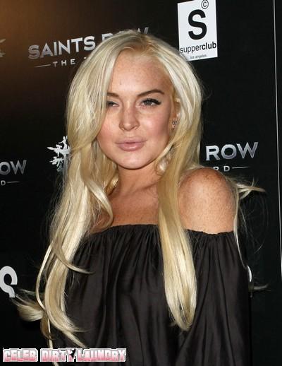 'Comfortable' With Nudity Lindsay Lohan To Pose For Playboy