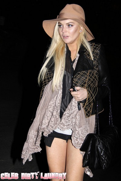 Lindsay Lohan Could Be Heading To Jail 18 Months!